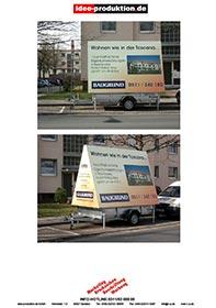 Werbeanhänger rent-me24.de Referenz